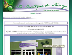 LA BOUTIQUE DU MENAGE ET WIN'S DISTRIBUTION ST-JEAN DU FALGA